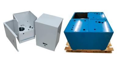 Freshlook-powder-coating-example-blue-white-tanks