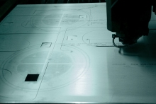 Laser cutting 304 stainless steel