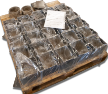 Separate packaging solutions for special requests