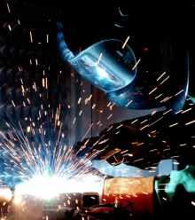Welding capabilities at Freshlook