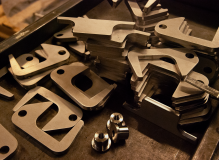 Mostly all metal types can be cut on our Amada laser cutter