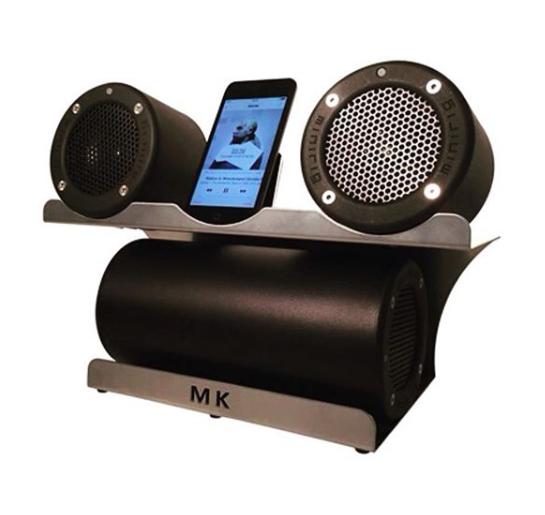 Freshlook-Portable-Speaker-Stand-Steel-Music-Equipment
